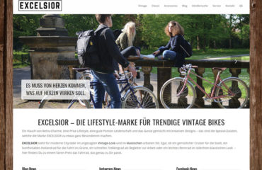 Excelsior Bikes