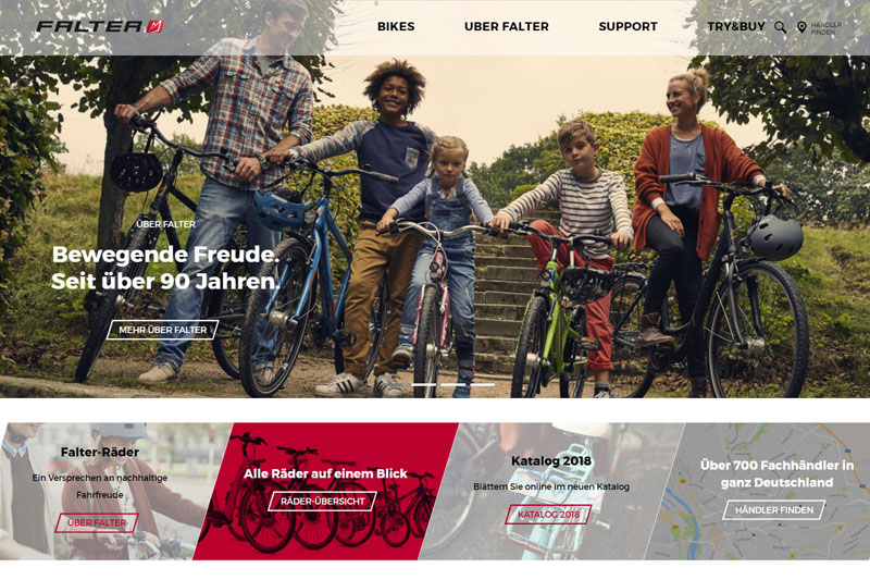 Falter Bikes