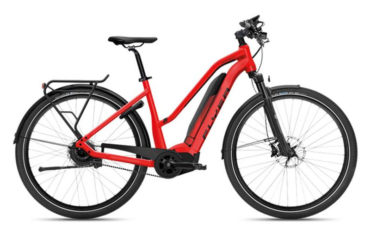 2018 FLYER UPSTREET 5 E-BIKE 7.10