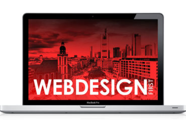 Webdesign First Frankfurt